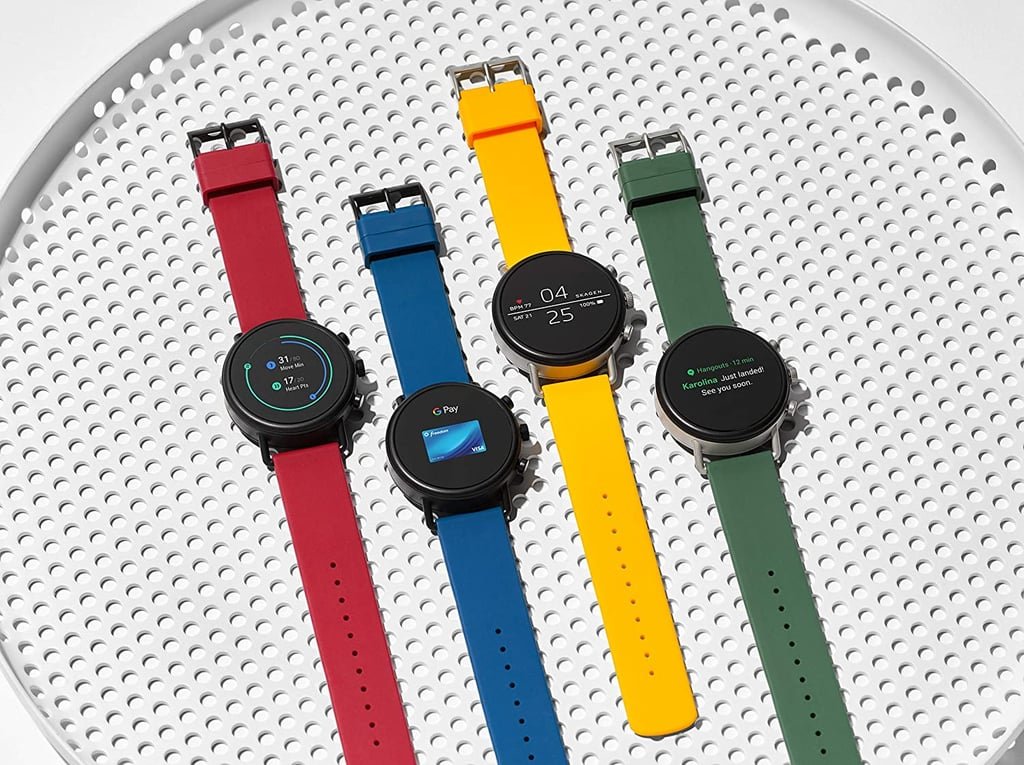 Skagen Falster 2 Touchscreen Strap Smart Watch