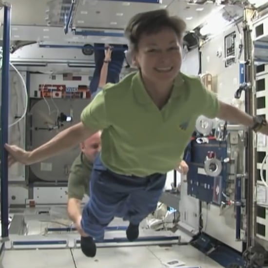 Female Astronaut Breaks Record | Video