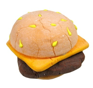 Marshmallow Burger