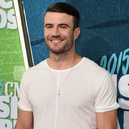 Sam Hunt at the CMT Awards 2015