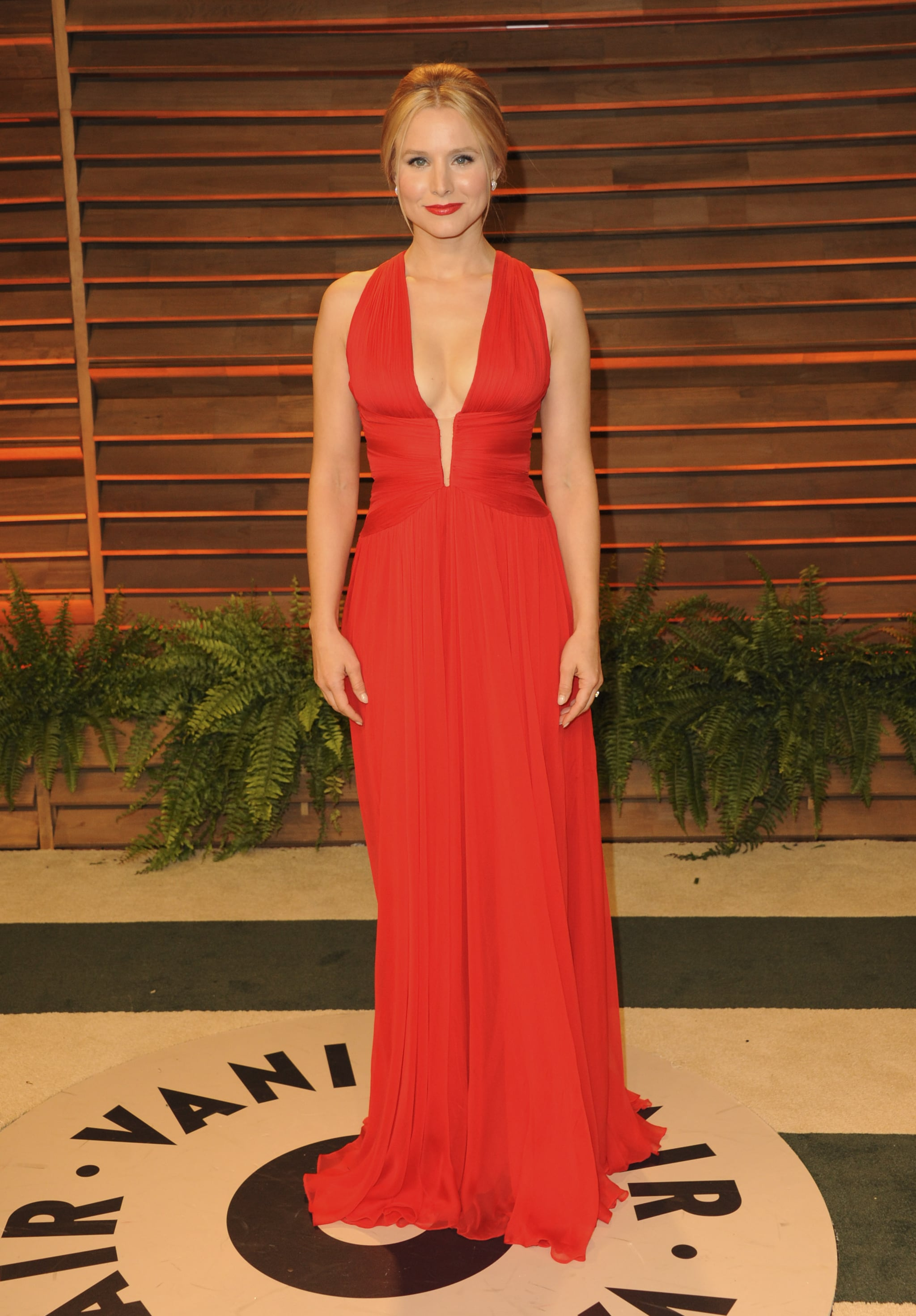 Kristen Bell at the 2014 Vanity Fair Oscars Party