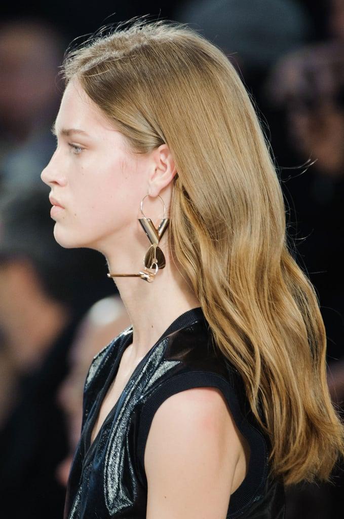 Hair & Makeup Louis Vuitton Autumn 2014 Paris Fashion Week