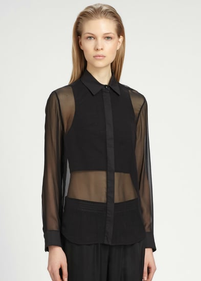 Alexander Wang Fall 2013 Silk Top | Review