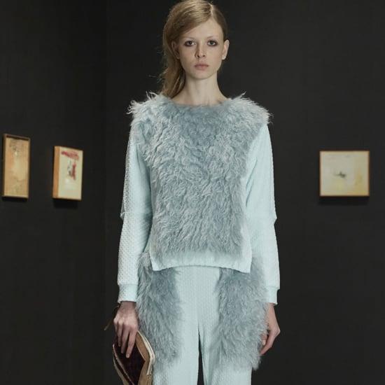 Rachel Comey Fall 2014 New York Fashion Week