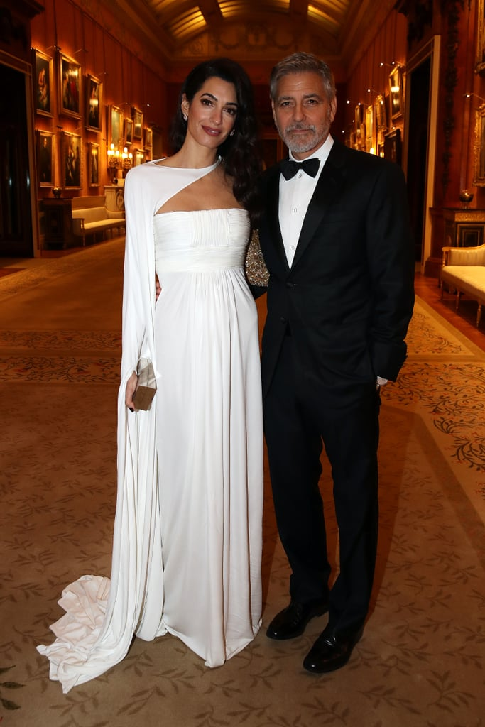 If George and Amal Clooney Were to Walk Down the Aisle Again, She Should Wear This Dress