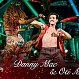 The Latin Dances: Danny Mac and Oti Mabuse's Samba