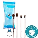 Sephora Collection Holiday Touch Up Eye Brush Set