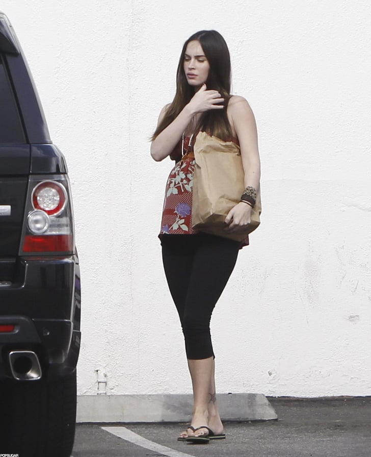 Megan Fox and Brian Austin Green Get Ready For Baby