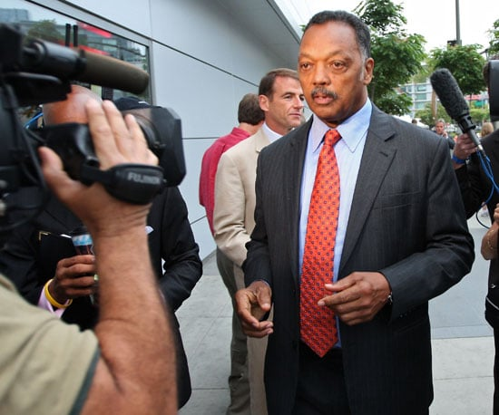 The Reverend Jesse Jackson