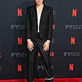 Millie Bobby Brown at the 2018 Netflix Strangers Things FYC Event