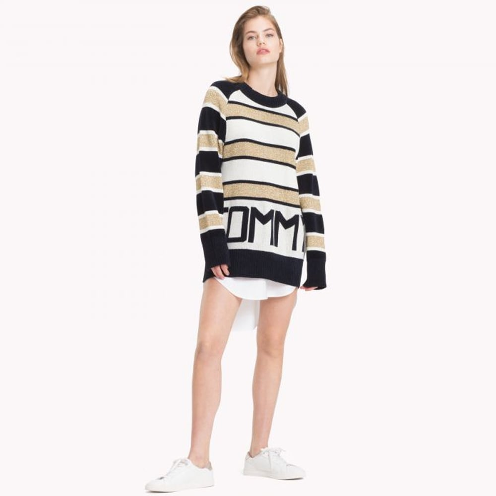 Tommy Hilfiger Tommy Icons Logo Sweater ($369)