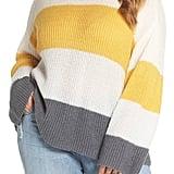 BP. Stripe Pullover
