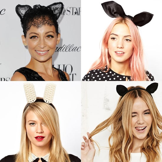 Cat Ear Headpieces to Wear This Halloween