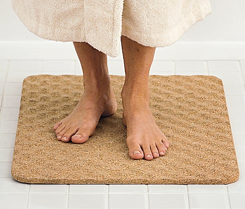 Guess What This Bath Mat Is Made Of?