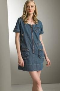Trend Alert: Denim Dresses