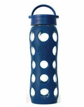 Lifefactory Classic Cap Glass Bottle, 22 oz. ($23)