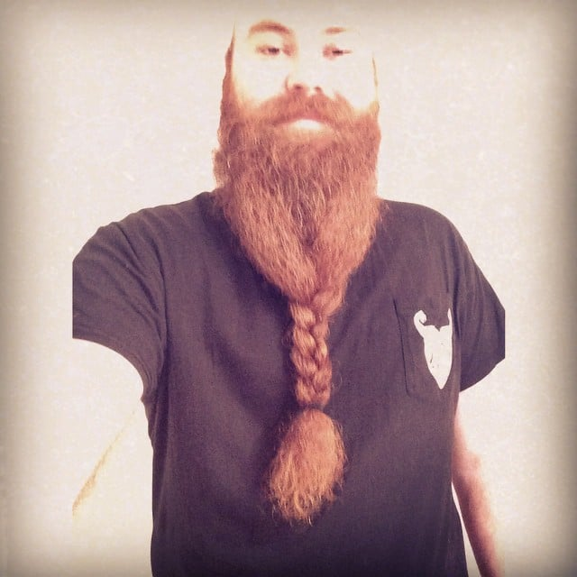 Braided Beard 13 Beards You Ll Wish Your Boyfriend Had