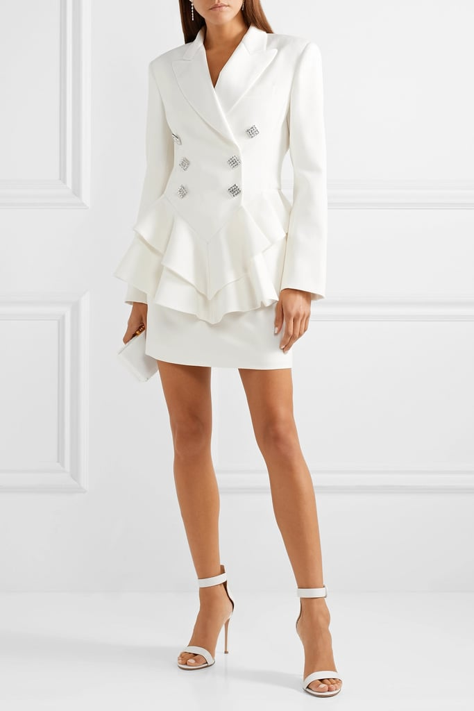Alessandra Rich Skirt Suit
