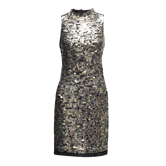French Connection Moon Rock Sparkle Dress ($280)
