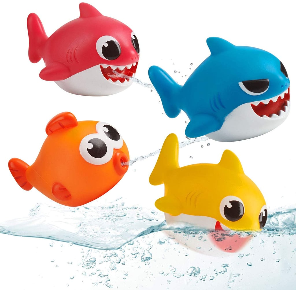 WowWee Pinkfong Baby Shark Bath Squirt Toys