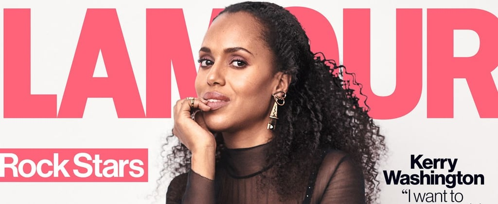 Kerry Washington Reveals the 1 Way Playing Olivia Pope Has Made Her Life Worse
