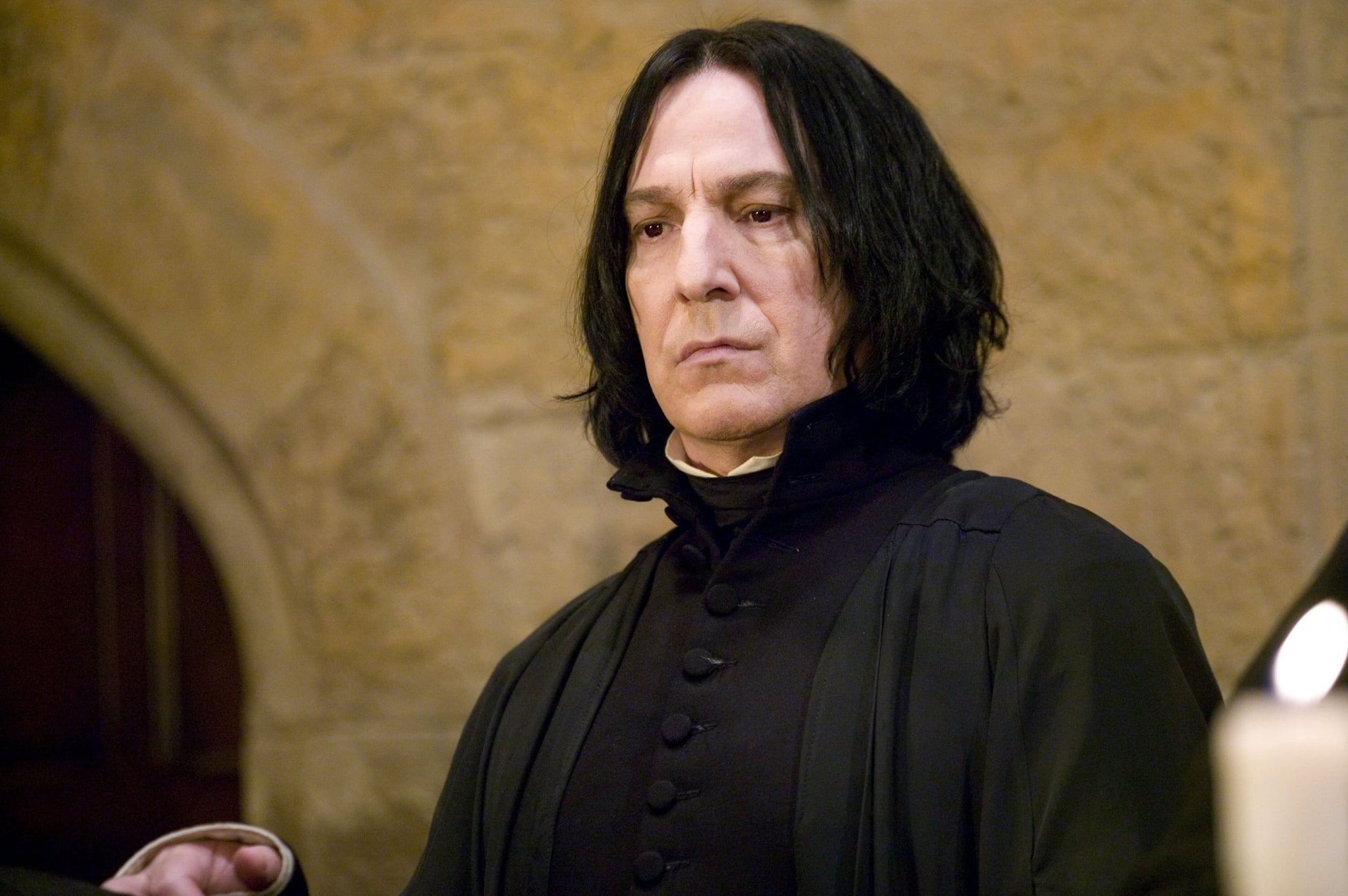 73ea01fb7c1 Severus Snape Is Favorite Harry Potter Character