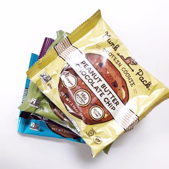 Munk Pack Protein Cookies Taste Test