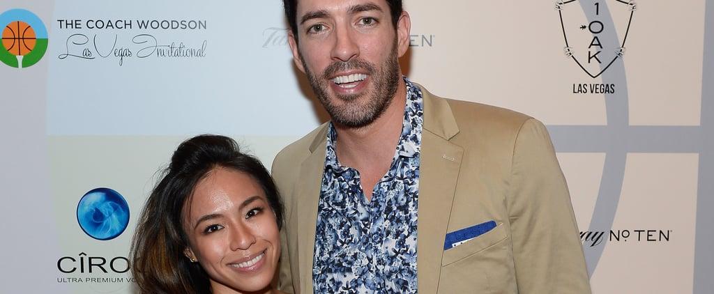 Drew Scott and Linda Phan Married