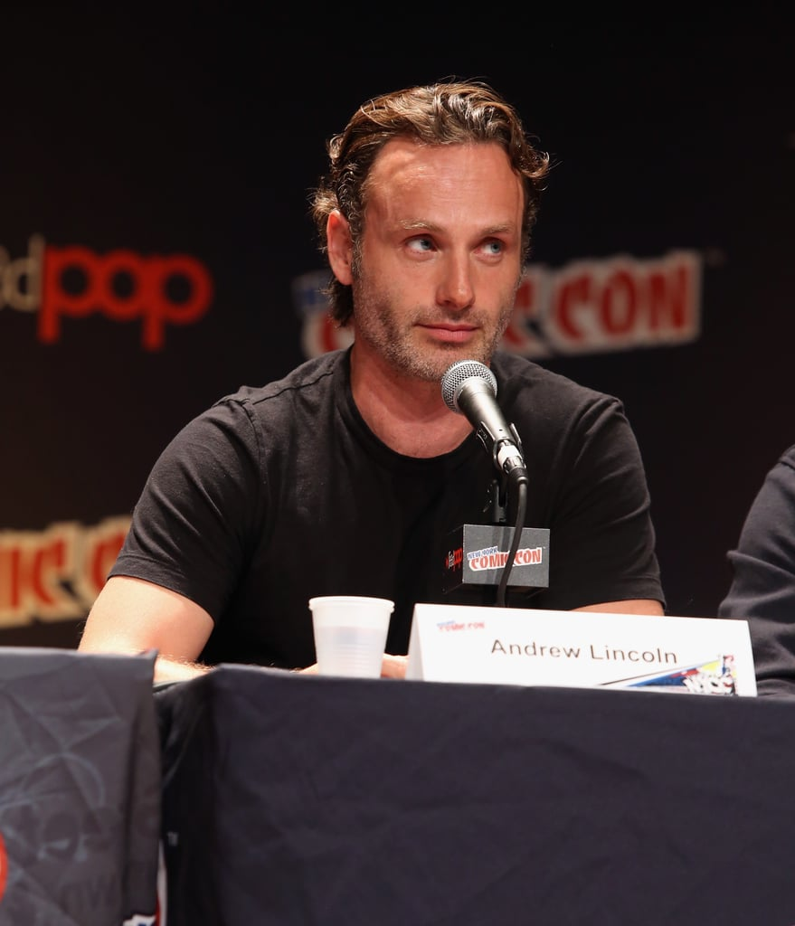 pictures of the walking dead's andrew lincoln | popsugar celebrity uk