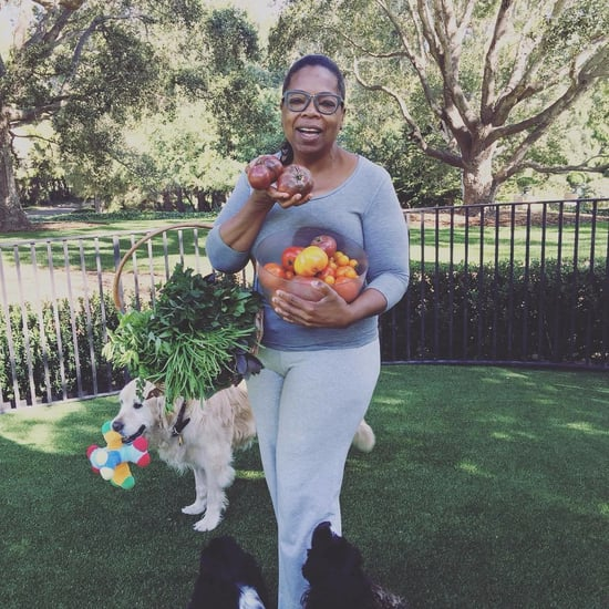 Oprah Winfrey Food Facts