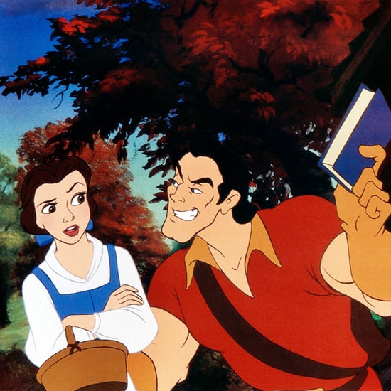 Disney's Beauty and the Beast Belle and Gaston