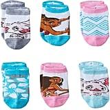 Disney's Moana Toddler Low-Cut Socks