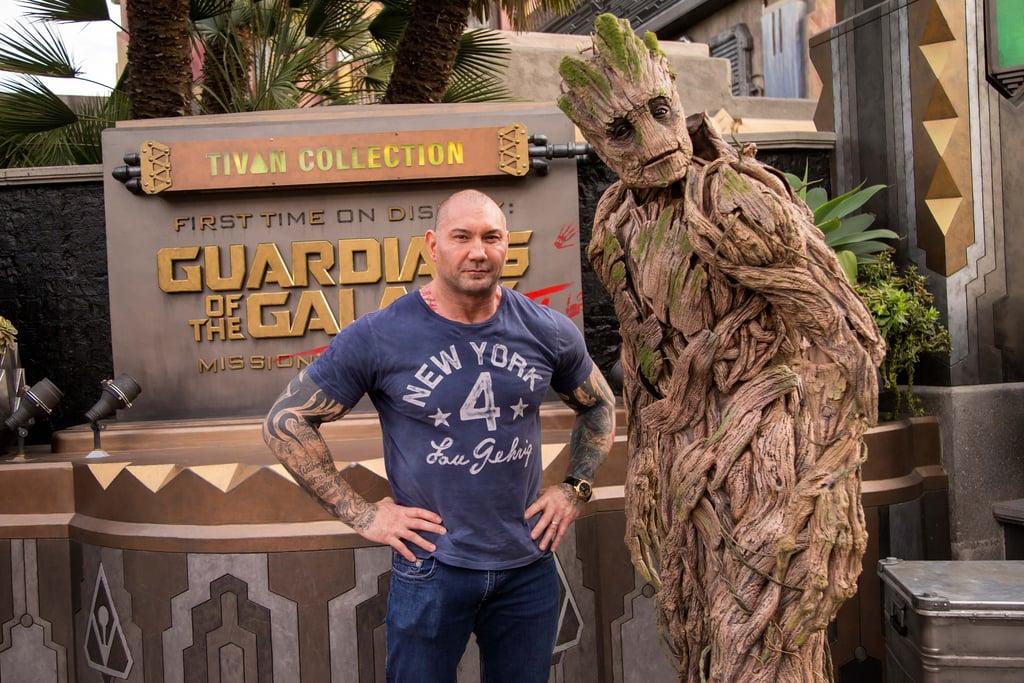 Marvel Attractions at Disneyland