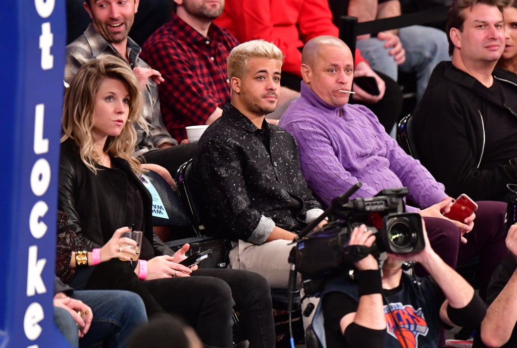 Christian Navarro's Blond Hair on 13 Reasons Why
