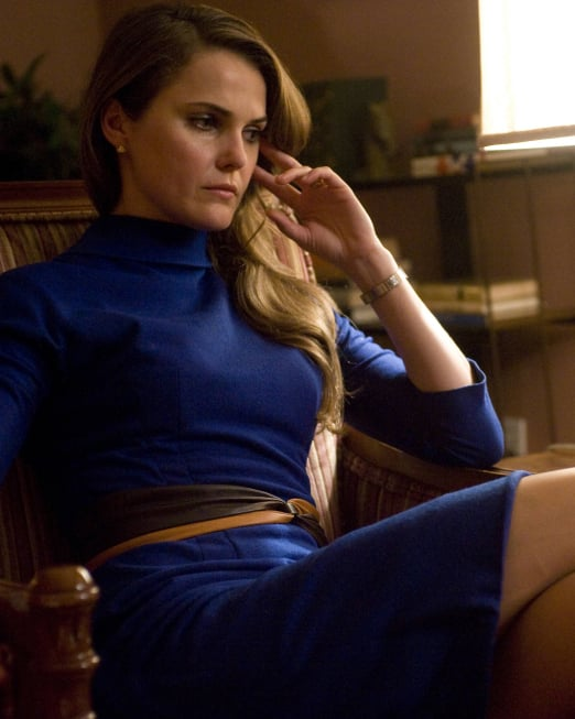 Keri Russell in The Americans.