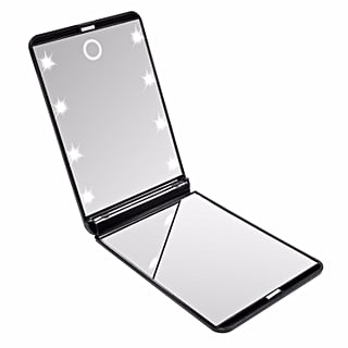 Light-Up Mirror on Amazon