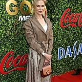 Nicole Kidman at the 2020 Gold Meets Golden Party in LA