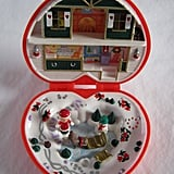 Christmas Polly Pocket