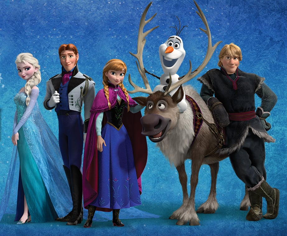 Disney Frozen Halloween Costumes
