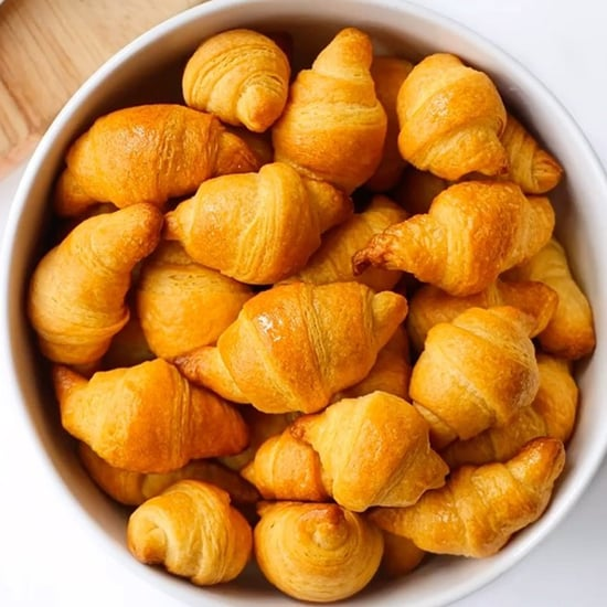 How to Make Mini Croissant Cereal Bites For Breakfast