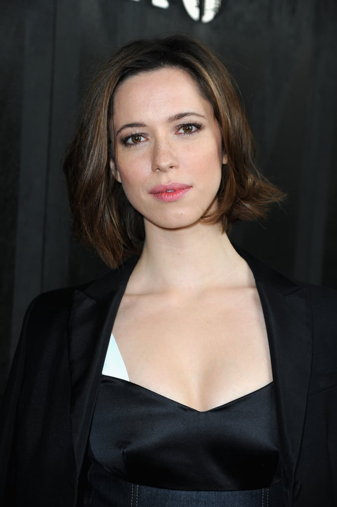Rebecca Hall Celebrity Hair And Makeup Paris Fashion