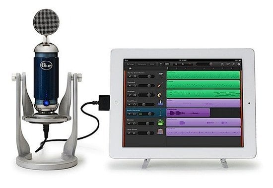 World's First Studio-Quality Mic For iPad