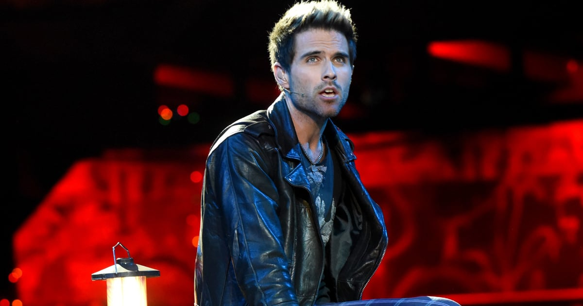 Who Plays Roger in Rent Live? | POPSUGAR Entertainment