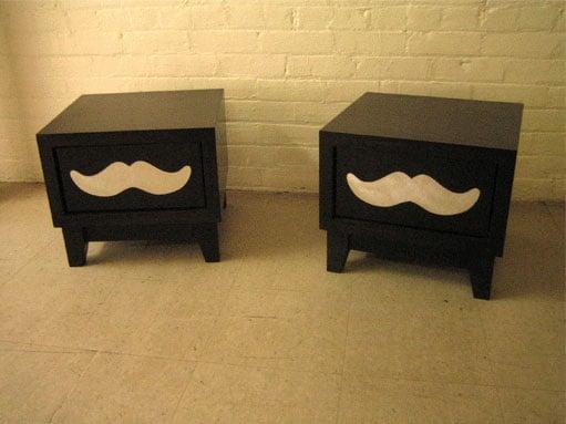 Trend Alert: Mustache Motifs