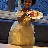 Chrissy Teigen and John Legend Celebrate Luna's 4th Birthday