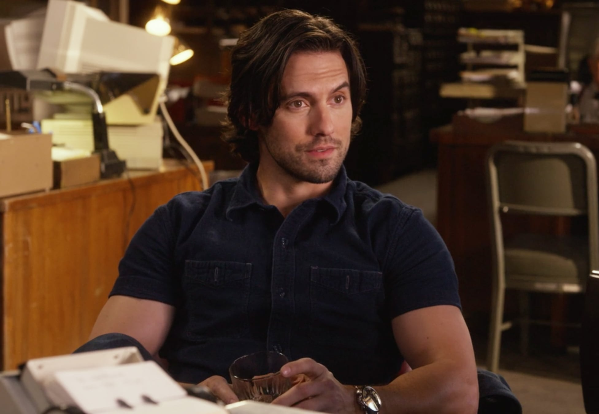 0b4a6a6266d8 Milo Ventimiglia Quotes About Gilmore Girls February 2017