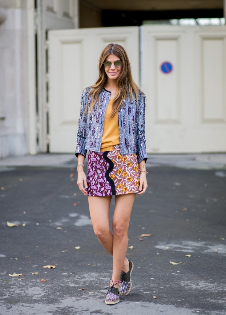 Layer on the print