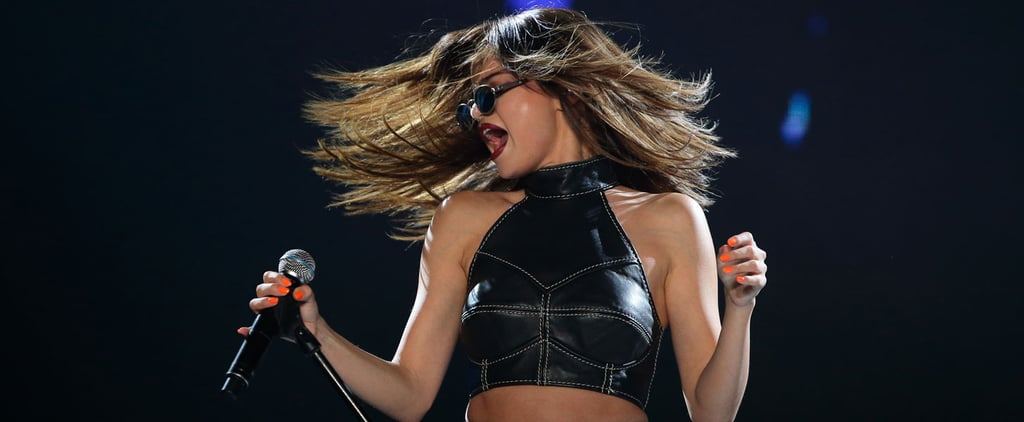 These New Selena Gomez Concert Pictures Prove She's at the Top of Her Game Right Now