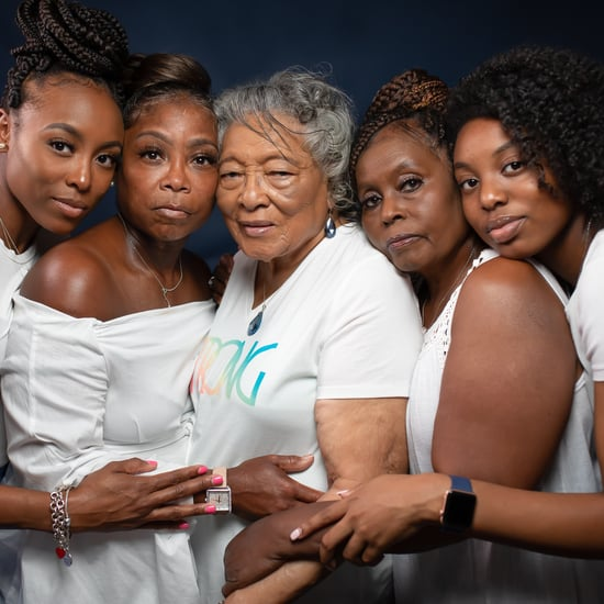 Family's 5 Generations of Women Photos and TikTok Video