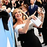 Allison Janney at the 2020 SAG Awards